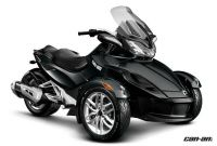 Can-am Spyder 3 Wheel Motorcycle for Sale 3 Wheel Motorcycle Spyder Spyder St Three Wheeled Motorcycle