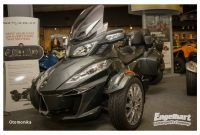 Cost Of Spyder 3 Wheel Motorcycle 2018 Can Am Spyder Rt Limited Chrome