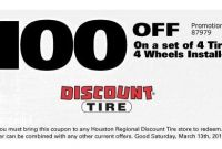 Discount Tire Americas Tire Coupons and Promotions Discount Tire Center Coupon