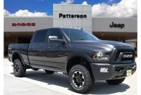 Dodge Truck Power Wheels New 2018 Ram 2500 Power Wagon Crew Cab 4x4 6 4 Box for Sale In