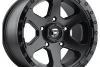Fuel Dually Wheels and Tires Package Fuel D589 Ripper Wheels Matte Black W Gloss Black Lip