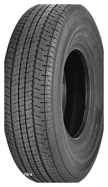 Goodyear Endurance Trailer Tire Goodyear Endurance Trailer Tire St215 75r14d Bsw 2200 65psi Od
