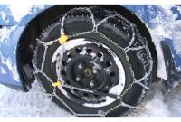 Tire Chains for Snow Autozone when Should You Use Tire Chains Boston