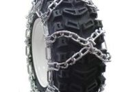 Tire Chains for Snow Blowers Tire Chains for 13 14x500 400x6 X Trac