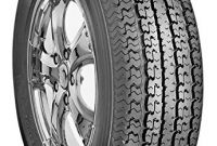 Trailer Tires for Sale Near Me Amazon Trailer King St Radial Trailer Tire 225 75r15 117l