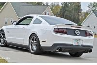 2014 Mustang aftermarket Tail Lights Raxiom Mustang Smoked Aero Tail Lights 10 12 All