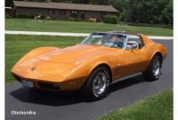 Cheap Corvettes for Sale In Ontario 1974 Corvette 454 T top Coupe for Sale Photos Technical