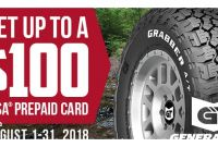 Memorial Day Tire Sale Promotions
