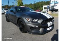 Used Shelby Mustangs for Sale In Nc Used Car 2017 Gray ford Mustang Shelby Gt350 for Sale In north
