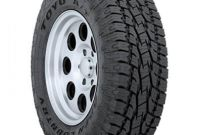 245 65r17 All Terrain Tires Open Country A T Ii All Terrain Tire by toyo Tires Performance