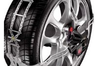 Tire Chains for Snow and Ice Konig Premium Self Tensioning Snow Tire Chains Diamond Pattern D